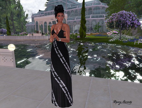 22769 ~ [femme] Silverlining Hunt Gift Anastasia Dress