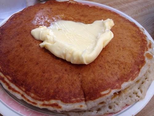 Pancake at Tasty Crust