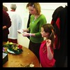 #ccadvent12 #ccdover Making Advent wreaths