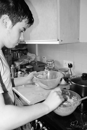 Baker Boy by Mrs Pumpkin