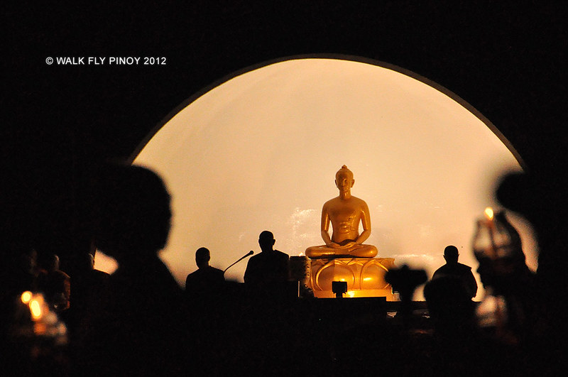 Yi Peng Lantern Festival 2012, Chiang Mai, Thailand