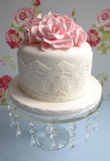 My Mum S 60th Birthday Cake Flickr Photo Sharing