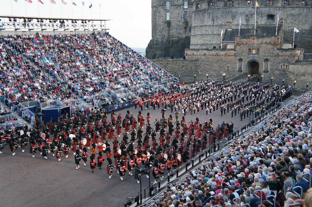Military Tattoo - Edimburgo