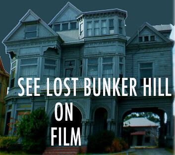 bunker hill on film