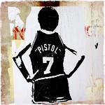 Pistol Pete  streetart