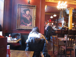 Hung, Drawn and Quartered pub - London - November, 2012