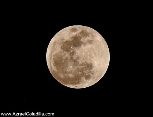 Penumbral Lunar Eclipse Nov 28 2012 Philippines