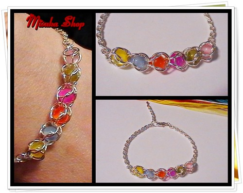 Pulsera Cat's Eye Colors