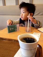 モスカフェにて (2012/11/29)