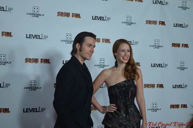 Sushi Girl Gala Premiere Red Carpet