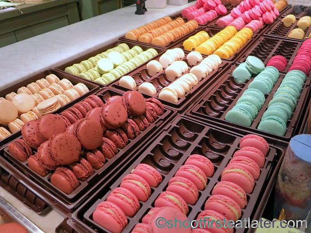 Laduree macarons, Printemps-009