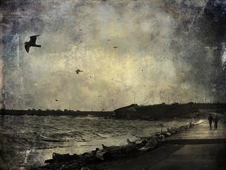 Storm flying