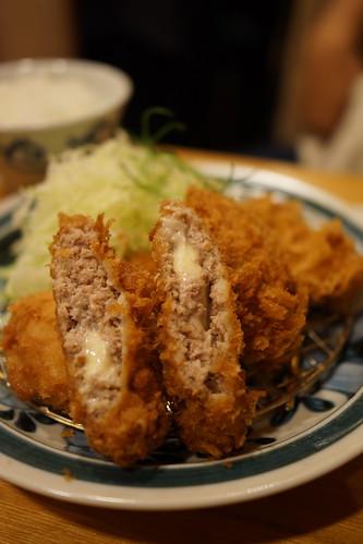 Tokyo 2012 - 秋葉原 - とんかつ浜勝 (7)