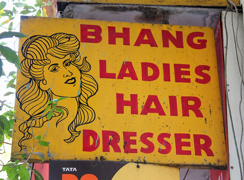 Bhang Ladies Hair Dresser