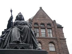 Queen's Park Toronto Streetscape