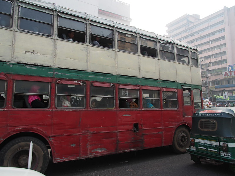 Double Decker in Dhaka