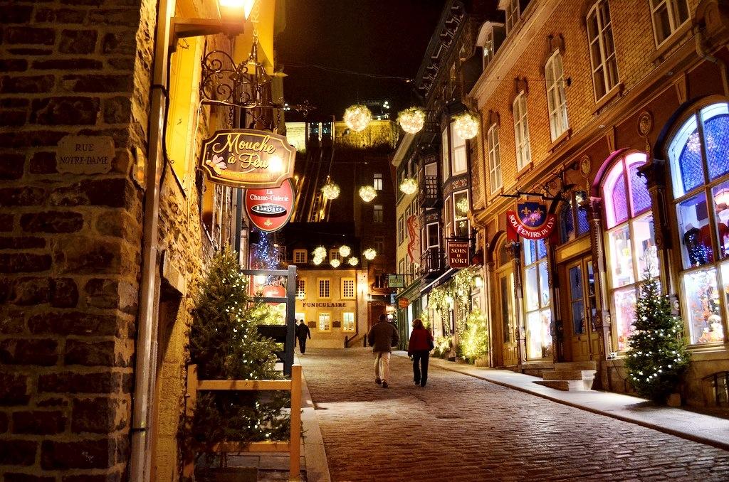 Quebec City Quebec