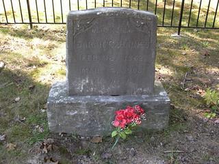 Massponax Baptist Church and Cemetery Spotsylvania County, Va 07