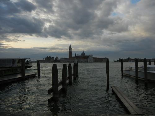 DSCN1185 _ view of Giorgio Maggiore from Piazza di San Marco, 13 October