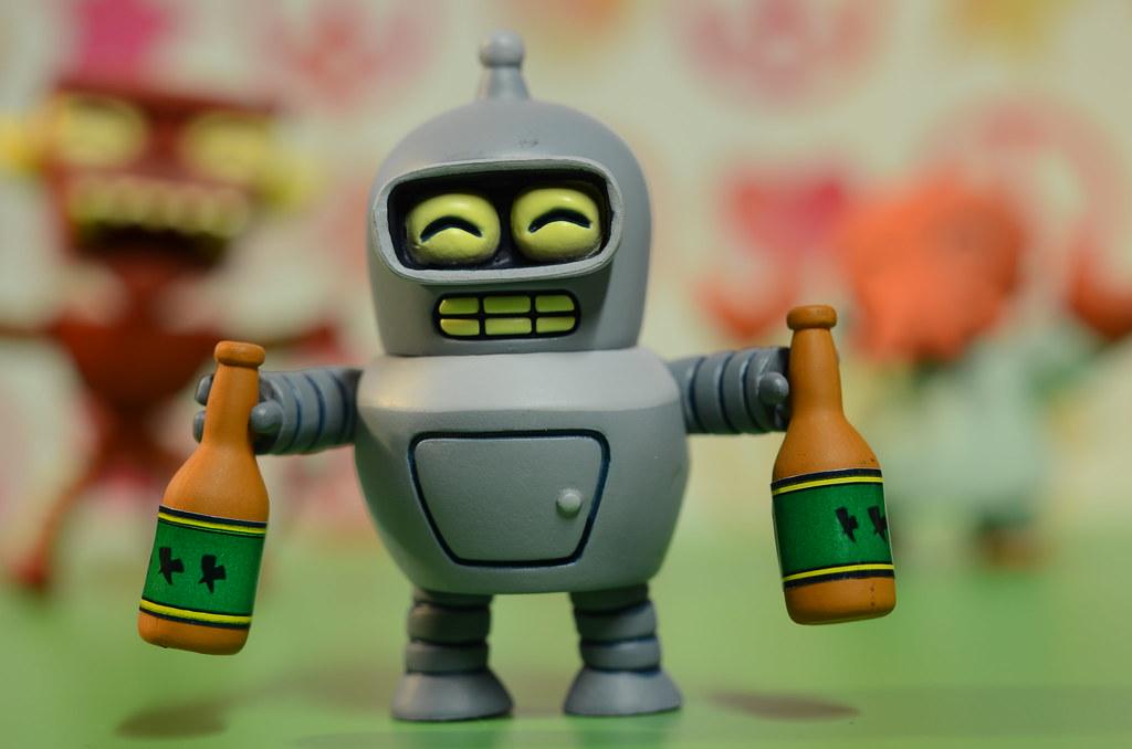 [Futurama] Bender