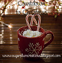Countdown to Christmas Button