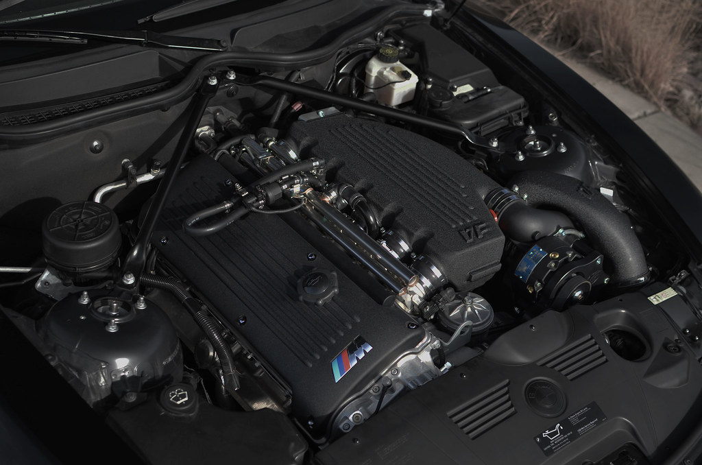 Vf Engineering Z4m Vf480 And Vf570 Superchargers