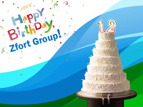 Zfort's 12 Anniversary