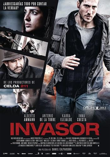Invasor Opinión de Cine by LaVisitaComunicacion