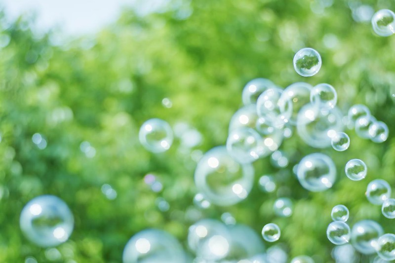 Soap bubble #1