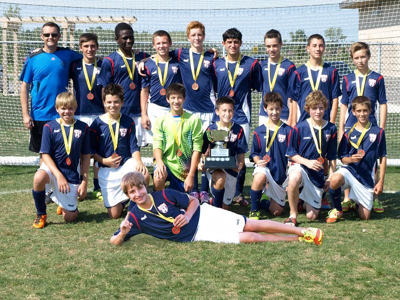 2012 U14B WADSL Champs