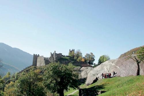 Valtellina - rupe magna di Grosio