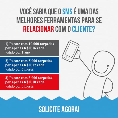 PROMOÇÃO SMS INTERAGE: 99,8% DE VISIBILIDADE AO SEU NEGÓCIO by InterAGE