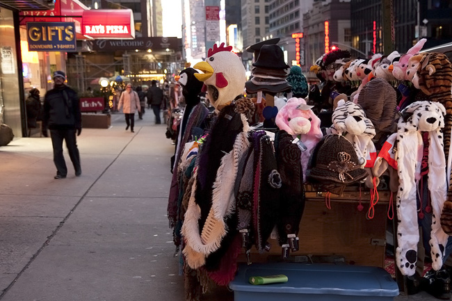 Animal Hats, nyc