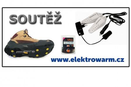 Vyhlášení výsledků soutěže o vysoušeč bot, ostřič hran a protiskluzové návleky