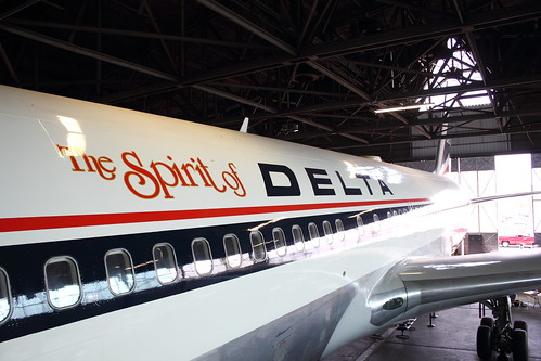 The Spirit of Delta