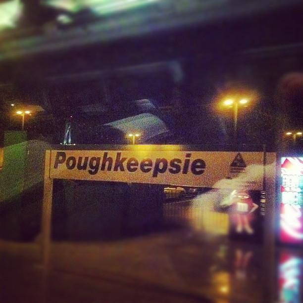 Header of Poughkeepsie