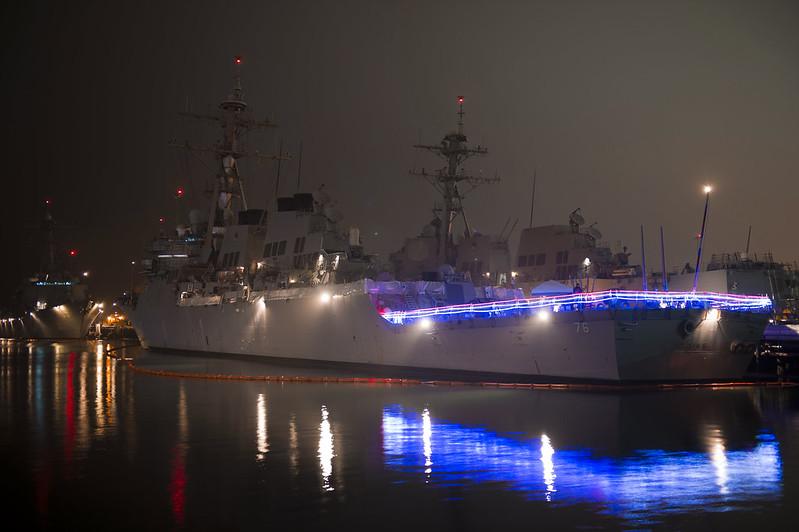 USS Higgins (ddg76)