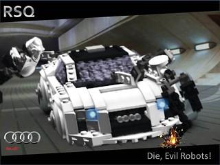 Audi RSQ - 'I, Robot'