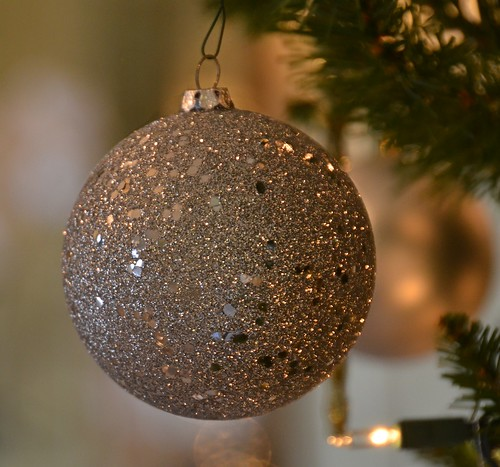 Christmas Tree Ornament by Don Iannone