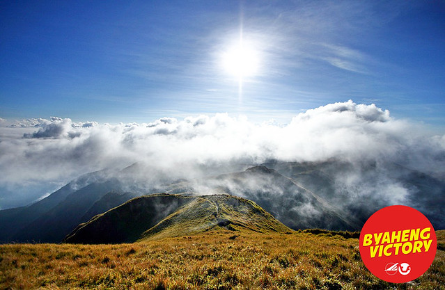 MOUNT PULAG BYAHENG VICTORY