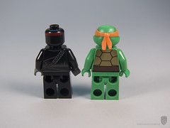 79100 Kraang's Lab Escape [Review] | The Brothers Brick | LEGO Blog