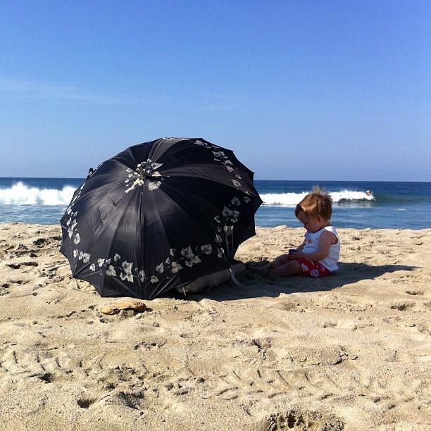 morning at playa zicatela (09dec).