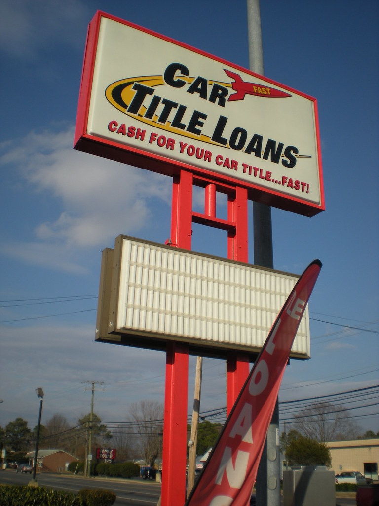 Fast Auto Loans, Inc. sign