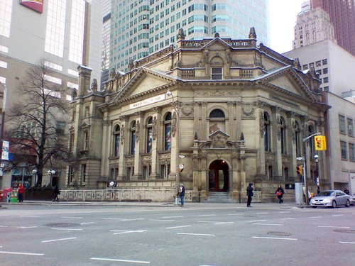 Hockey Hall of Fame, 30 Yonge Street