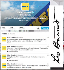 Why are @IKEACanada and Leo Burnett silent in global trending Twitter #ikeamonkey?