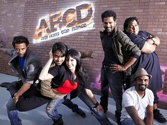 [Poster for ABCD - Any Body Can Dance]