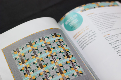 Modern Quilts from the Blogging Universe by Jeni Baker