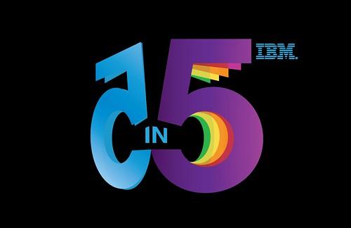 IBM 5 in 5 Logo by IBM Research