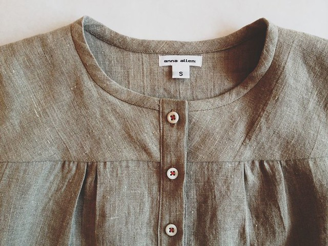 new linen top