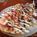 Shrimp Tacos at Morgan's Rock, Nicaragua